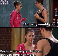 Beth james heartbreaker season 2 quote