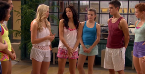 Tiffany James Michelle Stephanie Riley Daniel Giselle season 1 episode 19