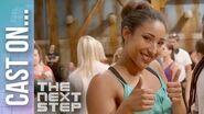 CAST ON Milaina Robinson (Zara) - The Next Step Season 5