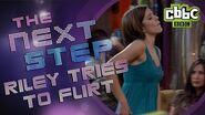 The Next Step Season 2 Episode 12 - Riley Flirt Fail