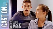 Cast On Myles Erlick (Noah) - The Next Step Season 5
