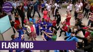 The Next Step Season 2, DANCING FLASH MOB at the Mall! Universal Kids