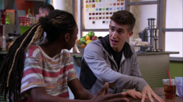 Lm noah tells henry about class