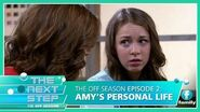 The Next Step The Off Season 2 – Amy's Personal Life