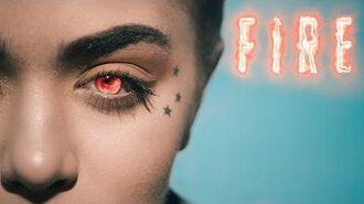 """""""FIRE"""" - Alexandra Chaves Dance Video"""