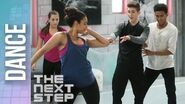 """""""A-Side"""" Hangout Freestyles - The Next Step Extended Dances (Season 5 Episode 16)"""
