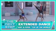 "Extended Dance Amy & Piper ""Top of the World"" - The Next Step"