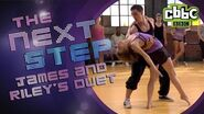 The Next Step Season 2 Episode 7 - James and Riley Duet
