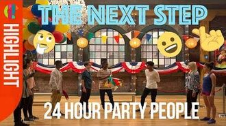 The Next Step Twelve Hour Party People! Preview
