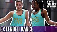 """Jacquie & Kenzie """"Firecracker"""" Duet - The Next Step 6 Extended Dance"""