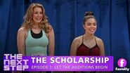 The Next Step The Scholarship – Episode 1 Let the Auditions Begin