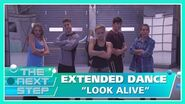 "Extended Dance ""Look Alive"" - The Next Step"
