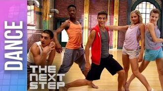 """Michelle's """"Addicted 2 U"""" Group Dance - The Next Step tbt"""