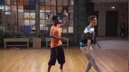 """Ballet meets Hip Hop - from episode 6 of """"The Next Step"""""""