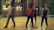 "The Next Step - Extended Dance Boys Goodbye Dance ""I Know You Wanna"""