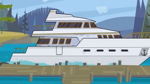 Total Drama Deluxe Cruise TDCI