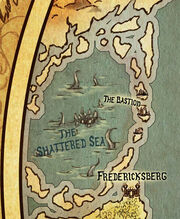 The Shattered sea