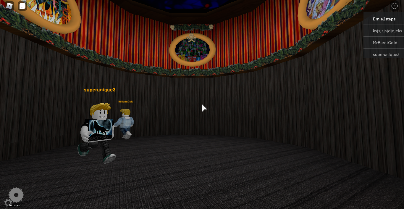 Christmas Update The Normal Elevator Roblox Nightmare The Normal Elevator Wiki Fandom