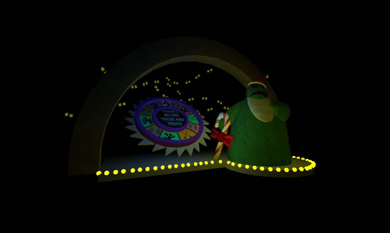The Oogie Boogie Level Halloween The Normal Elevator Wiki