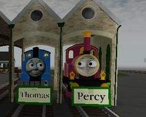 Thomas & Lady