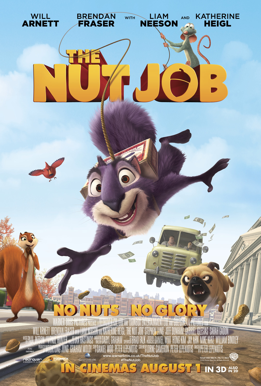 The Nut Job | The Nut Job Wiki | FANDOM powered by Wikia