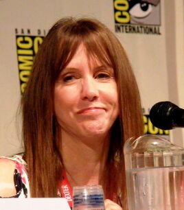 Laraine Newman at Comic-Con 2011 Cartoon Voices II Panel