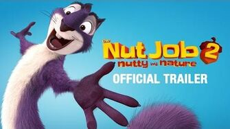 THE NUT JOB 2 NUTTY BY NATURE - OFFICIAL TRAILER - In Theaters August 11