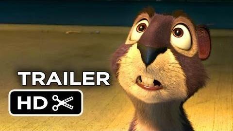 The Nut Job Trailer