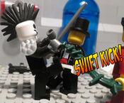 Punk Kick