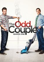 The Odd Couple (S1) DVD