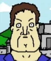 Cock Nostril