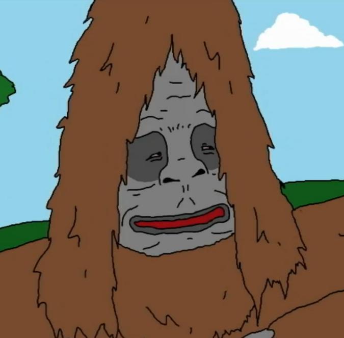 Sassy the Sasquatch | The Official Big Lez Show Wiki