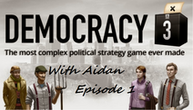 Democracy 3 Episode 1 Logo
