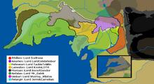 Gondor Map 100% v.2