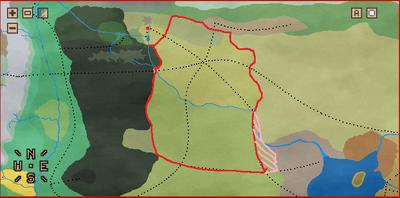 Dalish map