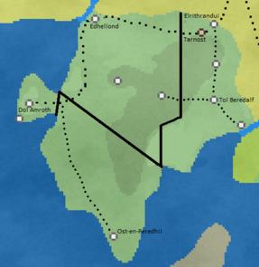 Dor-en-Ernil Map 1.0