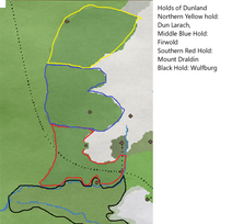 Holds of Dunland
