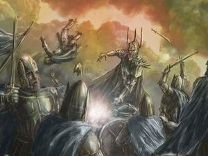 Sauron Last Alliance