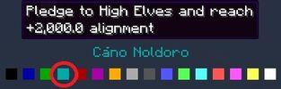 Cáno title dark blue color