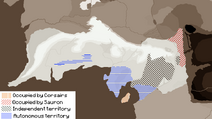 Gondor map 2