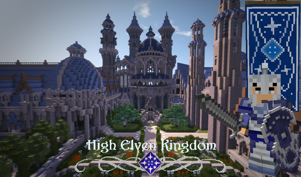 High-Elves | The Official LOTRmod Server Player Wiki