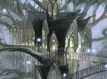 Lórien Treehome