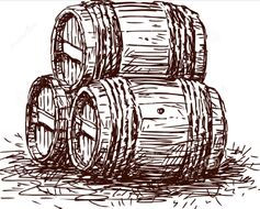 Barrels of dwarven mead