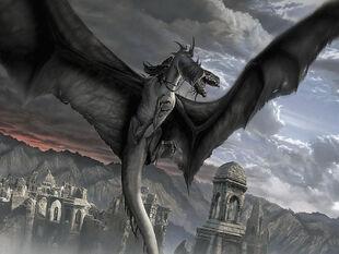 Nazgul or Fell beast