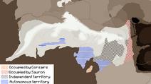 Gondor map 3-0