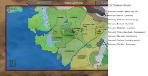 Arnor Provinces