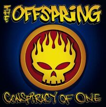 Conspiracy of One album cover