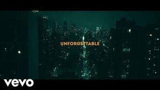 Nico Santos - Unforgettable (Lyric Video)