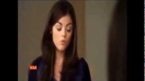 Damon & Aria - Psycho Killer in season 2
