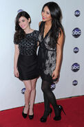 Lucy+Hale+Shay+Mitchell+Disney+ABC+Television+lb80UlTkT38l